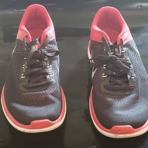 Nike Red and Black runners